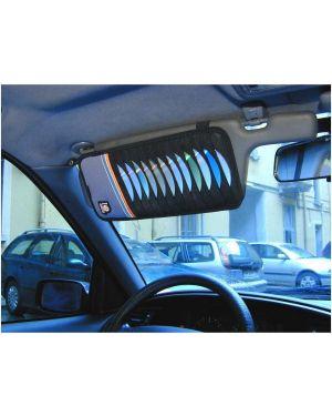 Cd room 12 cd visor (da auto) E8158