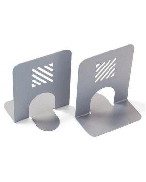 Reggilibri metal  silver Tecnostyl AT7/7 8010026000467 AT7/7