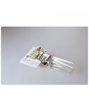 Mollettone fermafogli trasp Tecnostyl ACR010 8010026005561 ACR010