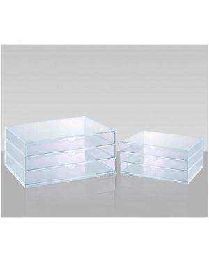 Cassettiera acrilico 3 cassetti  a5 - Acrd041 ACRD041