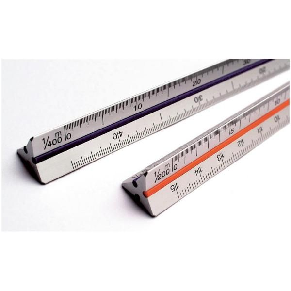 Scalimetro 91u 30 cm Tecnostyl 91/U 8010026370102 91/U by Tecnostyl