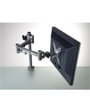 Braccio porta monitor lcd silver PMC195/7 by TECNOSTYL