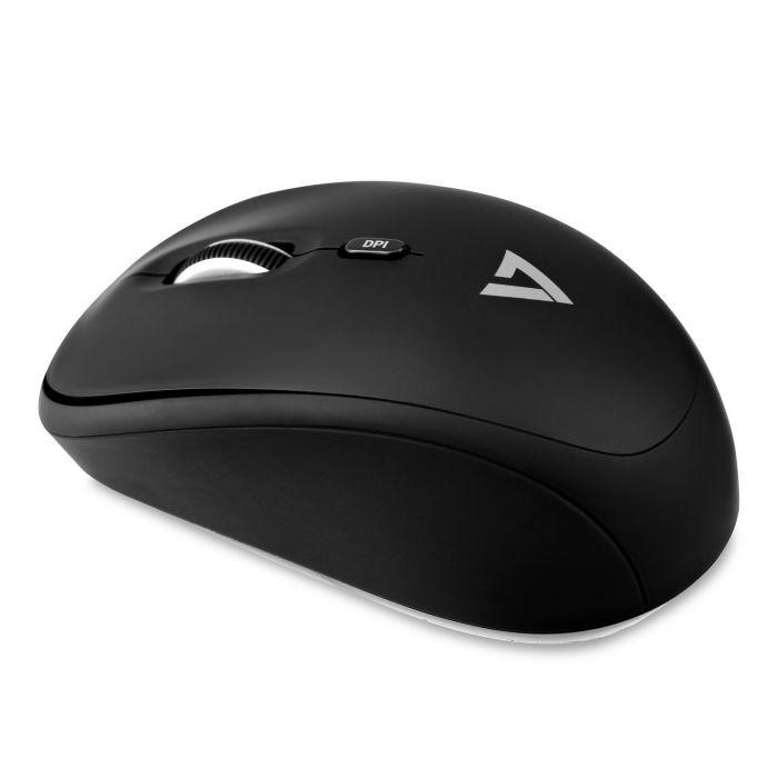 Mouse wireless 4 bottoni V7 - INPUT DEVICES MW100-1E 662919100990 MW100-1E by V7 - Input Devices