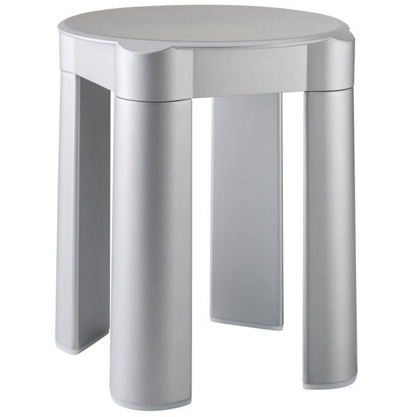 Sgabello componibile maxi dumbo h39cm bianco mar plast A56001 8020090002946 A56001 by Mar Plast