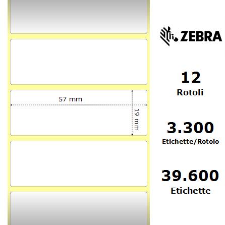 Z-ultim 3000t 57x19mm white ZEBRA - AIT_BCSP_S1_1 880249-019D 5656565656562 880249-019D by No