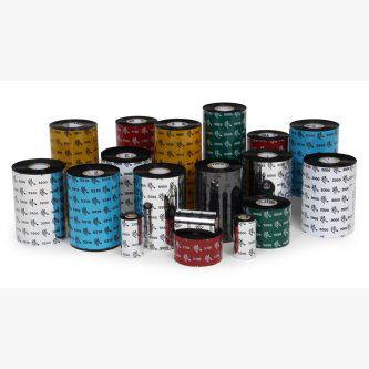 Wax ribbon 156mmx450m 1600 01600BK15645 by No
