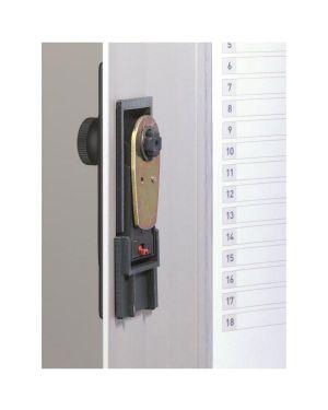 Cassetta key box 72 posti c/comb - Key box 1967-23 by Durable