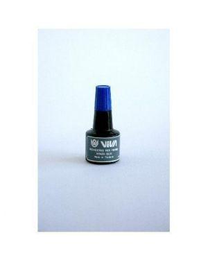 Inchiostro blu per cuscinetti 30g Viva 358B 8014035001859 358B