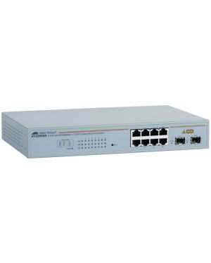 Websmar switch 6 port 10 - 100 - 1000 Allied Telesis AT-GS950/8 767035181349 AT-GS950/8 by Allied Telesis