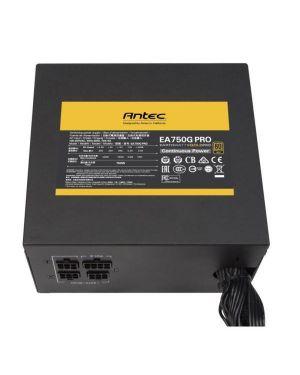 ALIMENTATORE EA750G PRO 750 W 0-761345-11622-0 by Antec