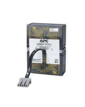 BATTERIE PER BACK UPS RS RBC32 by Apc