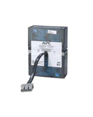 Replacement battery APC - RBC&MOBILE POWER PACKS RBC33 731304219095 RBC33 by Apc