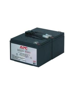 Battery repl x bp1000i suvs10 APC - RBC&MOBILE POWER PACKS RBC6 731304003281 RBC6 by Apc