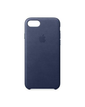 Iphone 7 leather case mid blue Apple MMY32ZM/A 190198001955 MMY32ZM/A by No