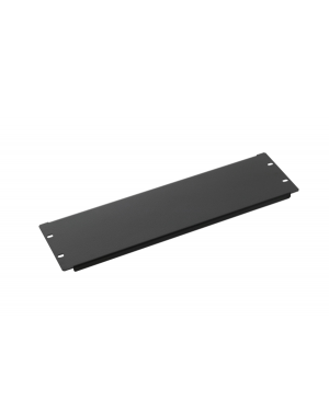 Pannello cieco 19  3u nero ITrack 309095  309095 by No