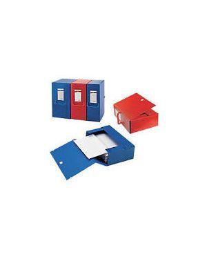 Scatola archivio big 160 c/maniglia blu 25x35cm 68001607_25628 by Sei Rota