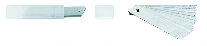 Tubetto 10 lame per cutter grande 17mm mb-501 lebez MB-501 8007509086407 MB-501_25757 by Lebez