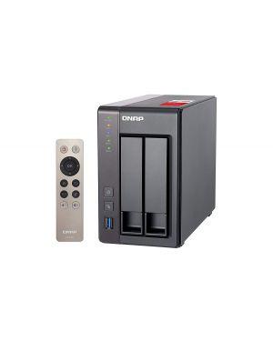 TS-251+-2G 2BAY 2.0GHZ 2GB DDR3 TS-251+-2G by Qnap - Nas Dt