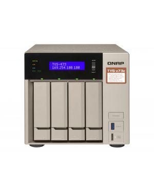 Tvs-473e-4g 4 bay 2.1 ghz qc QNAP - NAS DT TVS-473E-4G 4713213512500 TVS-473E-4G by Qnap - Nas Dt