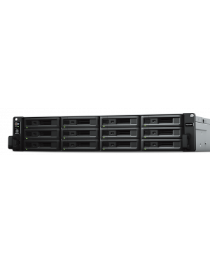 Rs2418rp+ 2u 12 bay 2.1ghz qc SYNOLOGY - NAS RM RS2418RP+ 4711174722563 RS2418RP+ by Synology - Nas Rm